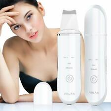Skin Scrubber Cleaner Ultrasonic Facial High Absorption And Exfoliating Scrubber
