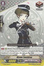 CARDFIGHT VANGUARD CARD: HIRANO TOUSHIROU G-TB01/040EN C