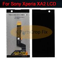 Sony Xperia XA2 Lcd Screen Display Digitizer Touch Original Genuine Black Uk