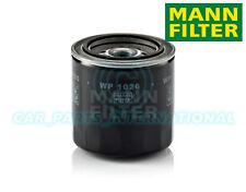 Mann Hummel repuesto de calidad OE Filtro de aceite del motor WP 1026