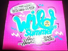Wild Summer 2015 Mixed By Rave Radio & Headhunterz 2 CD – Like New