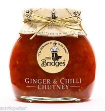 Mrs Bridges GINGER & CHILLI CHUTNEY 295g