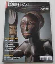 Revue OBJET D'ART ESTAMPILLE 405 2005 Girodet Romantisme 2° salon Collectionneur