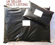 "1000 9"" x 12"" (230mm x 300mm)  Black Postage Postal MAIL/ MAILING BAGS"
