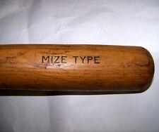 Adironback Johnny Mize Model Baseball Bat 1946-52 New York Yankees NY Giants