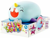 Silly Squeaks Series 1 - Flops - Musical Pet Toy - (Will Need New Batteries)