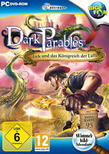 PC-Game - Dark Parables: Jack und das Königreich der Lüfte (PC)  ++neu und ovp+