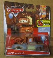Disney Pixar Cars 2 MATER WITH BALLOON ~ #95 Returns