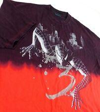 Spiderman 3 Movie 2007 Red T Shirt Marvel Sz 2XL XXL