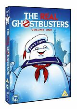 The Real Ghostbusters Season 1 2er [DVD] NEU DEUTSCH Die komplette erste Season