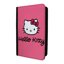 Hello Kitty Cartoon Passport Holder Case Cover - ST-T1458