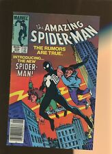 Amazing Spider-Man 252 VG/FN 5.0 * 1 Book * 1st Black Costume! AF15 Homage Cover