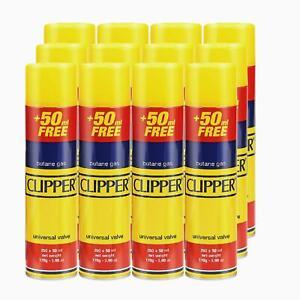 Clipper Universal High Quality Butane Gas Lighter Refill Fluid 300ml Fuel