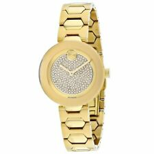 MOVADO Bold Pave Crystal Dial Ladies Watch 3600492 ($795)