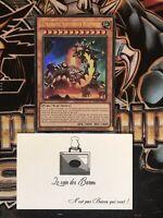 Yu-Gi-OH! Ultramafus  Subterreur Behemoth  INOV-FR084 Ultra Rare 1st