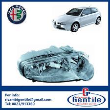 Alfa Romeo I 147 2000 2004 FARO PROIETTORE 2H7/H1 REGOLAZIONE ELETTRICA DESTRO