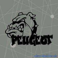 PEUGEOT BullDog Aufkleber für 108 206 208 2008 307 308 3008 5008 Autoaufkleber