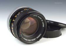Canon FD 50mm f/1.4 S.S.C.
