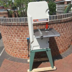 Kity 613 Woodworking Bandsaw - Excellent condition - original fence on stand.