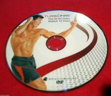 TURBO FIRE - FIRE 55 EZ CLASS + STRETCH 10 CLASS - DVD - BRAND NEW