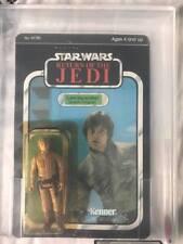 Star Wars Vintage Rotj Luke Skywalker: Bespin! UKG 85Y! no AFA! Recto 85s!