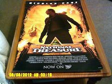 National Treasure (Nicholas Cage) Movie Poster A2