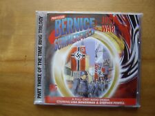 Bernice Summerfield Just War, 1999 Doctor Who Big Finish audio book CD