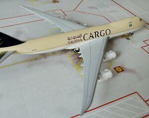 1/400 Saudia CARGO B747-8F by HOGAN. BRAND NEW **READ DESCRIPTION **