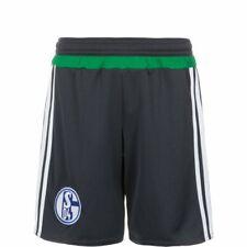ADIDAS FC SCHALKE 04 [ GR. XS ] HERREN SHORT BLAU AA2448 NEU & OVP