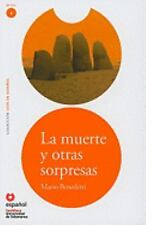 La muerte y otras sorpresas/ Death and Other Surprises (Leer En Espanol Level 4)