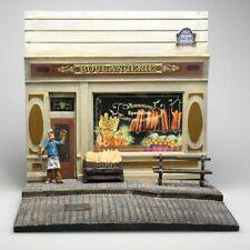 Diorama Boulangerie au 1/43