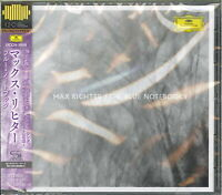 MAX RICHTER-THE BLUE NOTEBOOKS-JAPAN SHM-CD BONUS TRACK D73