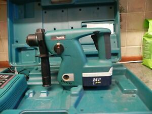 Makita BHR200 Cordless 24v SDS Hammer drill