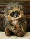 Charlie Bears Quill-I-Am - Adorable Hedgehog! LE HTF NEW!