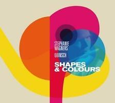 CD Stephanie Wagners Quinsch Shapes & Colours Digipack (K73)