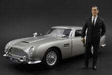 Sean Connery James Bond Figur für 1:18 AUTOart Toyota 2000GT Roadster