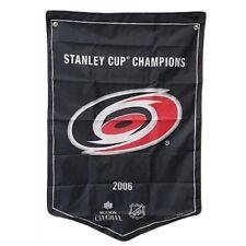 Molson NHL Stanley Cup Banner Flag Carolina Hurricanes BRAND NEW