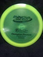 Innova Champion Firebird Pearly Geen On Green!