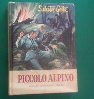 PICCOLO ALPINO MONDADORI 1926 SALVATOR GOTTA