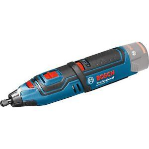 Bosch Professional Akku-Rotationswerkzeug GRO 12V-35 solo Professional, 12 Volt