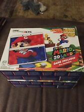 """New"" Nintendo 3DS Super Mario 3D Land Edition Console [Brand New!] Rare!!"