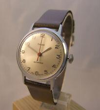 Armbanduhr Herrenuhr von Timex mechanisch Handaufzug vintage ***