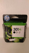 CARTUCCIA HP301XL BLACK ORIGINALE HP301XL BK NERO CH563EE 1050 2050 2540 3050