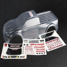 Traxxas 3915 Clear Body Brushless E-Maxx 3908