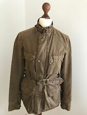 Belstaff Bikerjacke Gold Label Gr. 34 dt. 40 it. WUNDERSCHÖN!