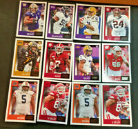 2020 Score Football NFL Base ROOKIES (Complete your set pick your card) 331-440