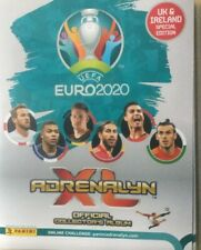Panini Adrenalyn XL Euro 2020 COMPLETE UK SET (522 Cards) Includes IRL/NIR/SCO