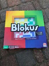 Mattel Blokus Educational Family Fun Game Strategy Board Game  NEW