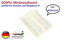Universel 400 Goupille Mini Breadboard avec Tampon adhésif