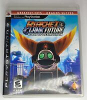 Ratchet & Clank Future: Tools of Destruction (Sony PlayStation 3, 2007) Complete